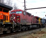 CP 9511 second on K041